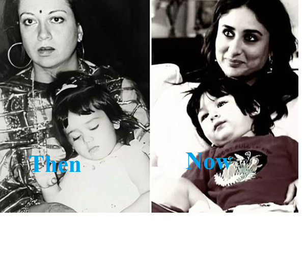 Kareena Kapoor Khan Looks Identical As Son, Taimur Ali Khan In This Picture