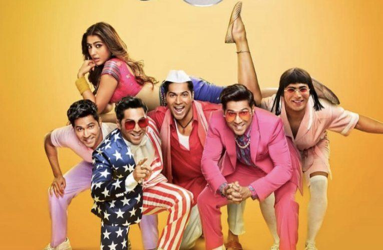 Varun Dhawan & Sara Ali Khan Starrer 'Coolie No 1' Trailer Out.