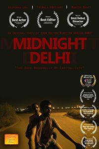 Midnight Delhi