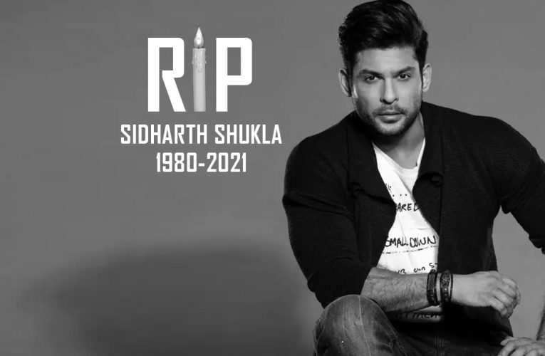 Shocking: Actor Sidharth Shukla passes away aged 40