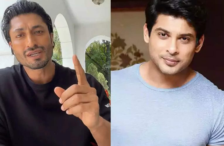 Vidyut Jamwal breaks silence on his connection with Siddharth Shukla: Watch video